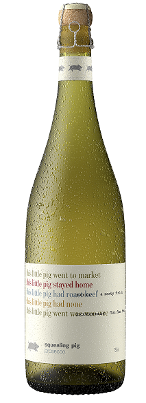 Squealing Pig Prosecco 750mL