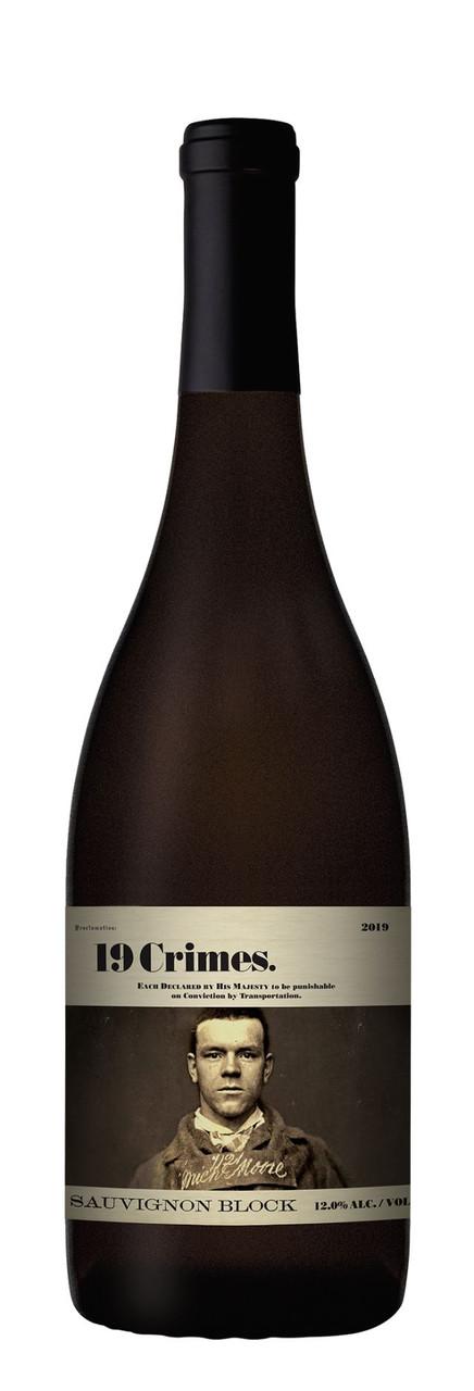 19 Crimes Sauvignon Blanc 750ml