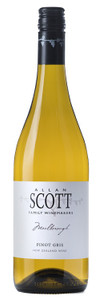 Allan Scott Marlborough Estate Pinot Gris 750ml