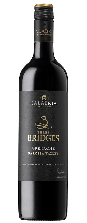 Calabria 3 Bridges Barossa Valley Grenache 750ml