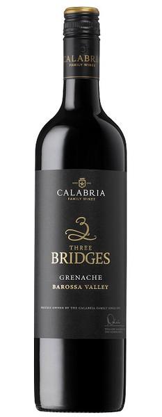Calabria 3 Bridges Barossa Valley Grenache 750ml