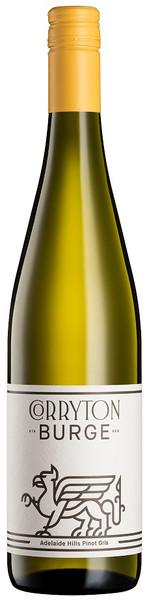 Corryton Burge Adelaide Hills Pinot Gris 750ml