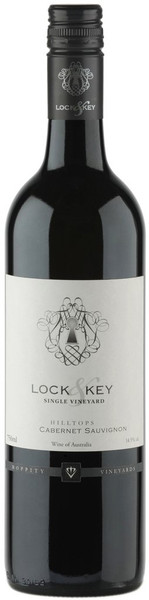 Lock & Key Single Vineyard Hilltops Cabernet Sauvignon 750ml