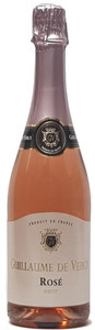 Guillaume De Vergy Rose Sparkling 750ml