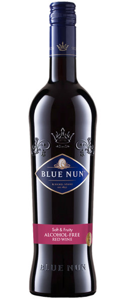 Blue Nun Alcohol Free Red 750ml