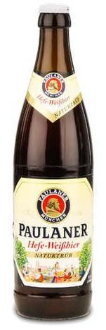 Paulaner Hefeweizen 20 x 500ml Bottles