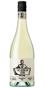 Hero of Zero Preservative Free Sauvignon Blanc 750ml