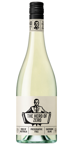 Hero of Zero Preservative Free Sauvignon Blanc 750ml