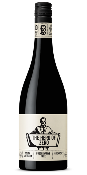 Hero of Zero Preservative Free Grenache 750ml