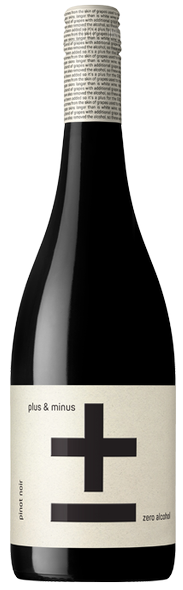 Plus & Minus Zero Alcohol Pinot Noir 750ml
