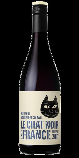 Le Chat Noir Grenache Mourvedre Syrah 750ml