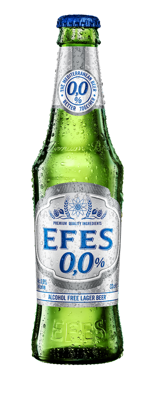 Efes Zero 24 x 330ml bottles