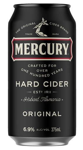 Mercury Hard Cider 24 x 375ml Cans