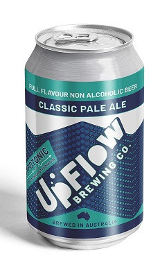 UpFlow Non-Alcoholic Hypotonic Classic Pale Ale 24 x 355ml Cans