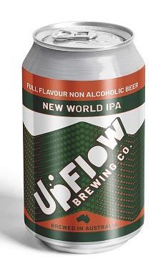 UpFlow Non-Alcoholic New World IPA 24 x 355ml Can