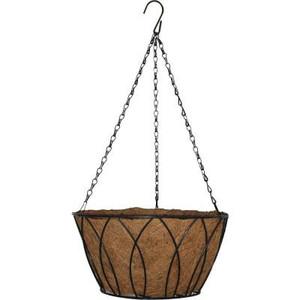 Devon Bucket Hanging Basket - 14 Inches