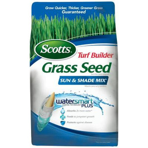 Scotts Turf Builder Sun / Shade Mix Grass Seed
