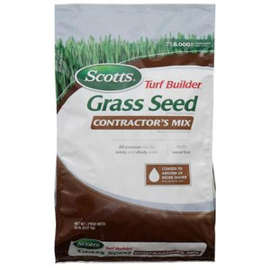 Scotts Contractor's Mix Northern Grass Seed - 20 Lbs