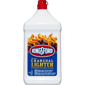 Kingsford Odorless Charcoal Lighter Fluid 64 oz.