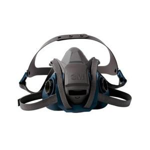 3M Medium Quick Latch Half Face Piece Respirator