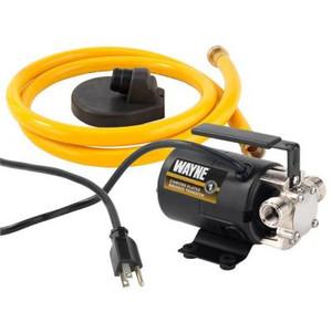 1/10 HP Portable Transfer Utility Pump