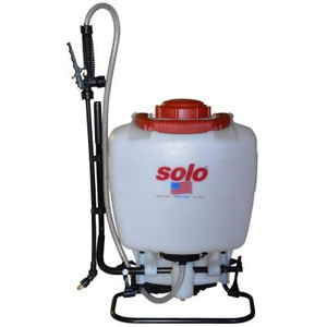 Solo 4 Gallon Piston Backpack Sprayer