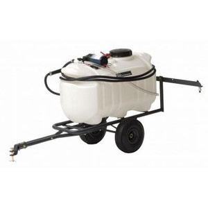 Precision 25 Gallon Trailer Sprayer