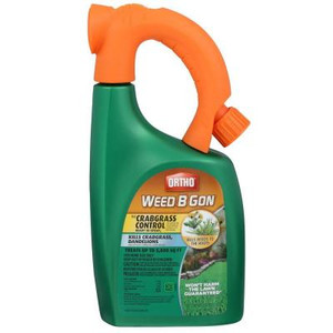 Ortho Weed-B-Gon 32 oz. Max Plus Ready-to-Spray Crabgrass Control