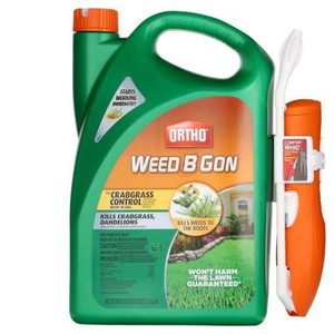Ortho Weed-B-Gon Max Plus 1.33 Gal. Ready-to-Use Crabgrass Control