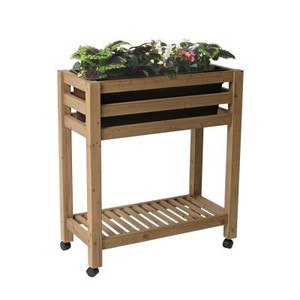 Allgreen ErgoGarden All Season Elevated Garden Bed