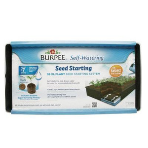 Burpee 36 XL Self Watering Greenhouse Kit