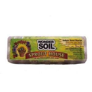 Wonder Soil Sprout House Greenhouse Refills