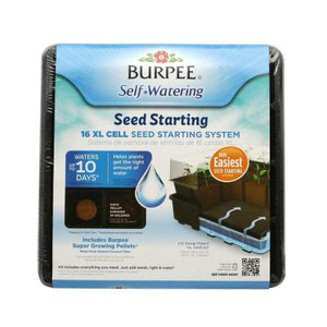 Burpee 16-Cell Self Watering Greenhouse Kit