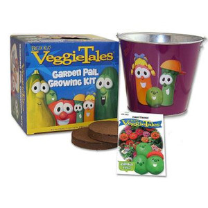 Ferry Morse Veggies Tales Garden Growing Kit