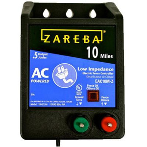 Zareba 10-Mile Low Impedance Energizer
