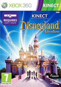 Disneyland Adventures - Kinect (X360)
