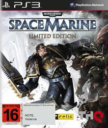Warhammer 40K: Space Marine Limited Edition (PS3)
