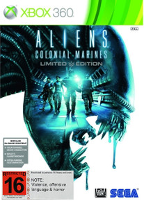 Aliens: Colonial Marines Limited Edition (X360)