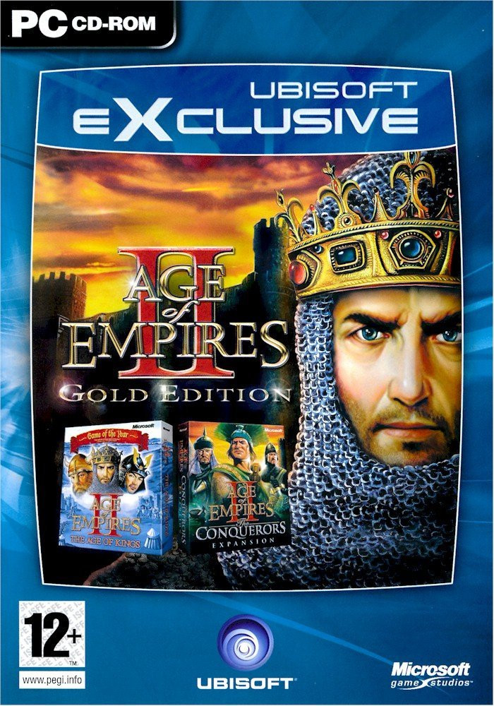 Age of Empires II Gold Edition (PC)