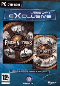 Rise of Nations Gold Edition (PC)