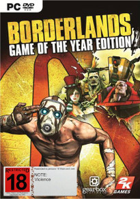 Borderlands Game of The Year Edition (PC)