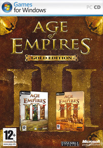 Age of Empires III Gold Edition (PC)