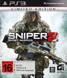 Sniper: Ghost Warrior 2 Limited Edition (PS3)