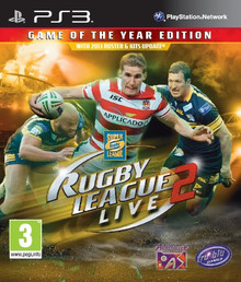 Rugby League Live 2 GOTY (PS3)