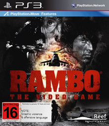 Rambo The Video Game (PS3)