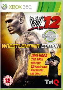 WWE 12: Wrestlemania Edition (X360)