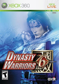 Dynasty Warriors 6 (X360)