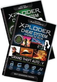Xploder Cheat System Special Edition for GTA V (X360)