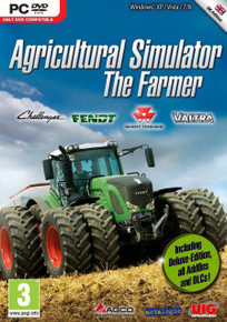 Agricultural Simulator The Farmer (PC)