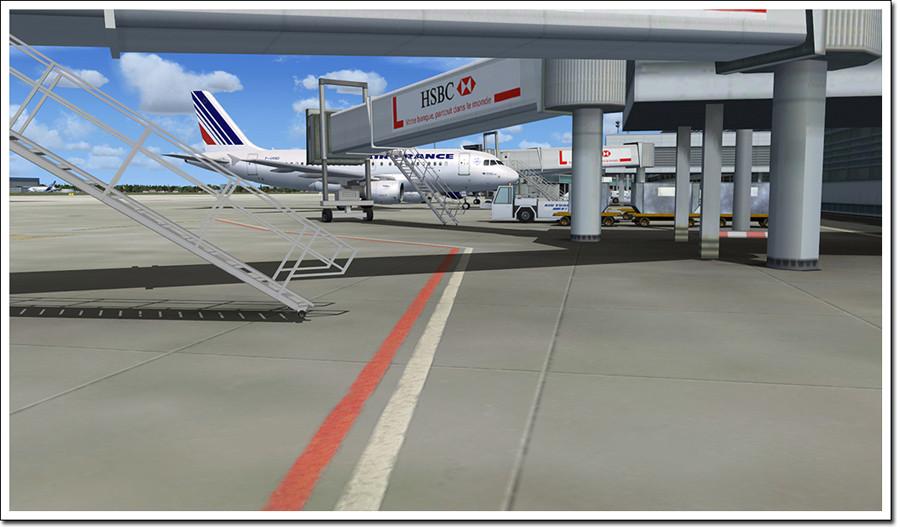 Airport Toulouse (FSX+P3D+X-Plane 10) (PC, Mac)